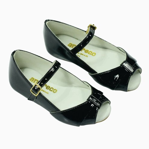 Ref - 3531 - Peep toe clássico amoreco