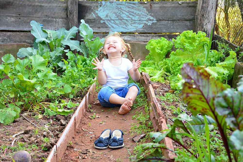 Criança e natureza, uma amizade que transforma