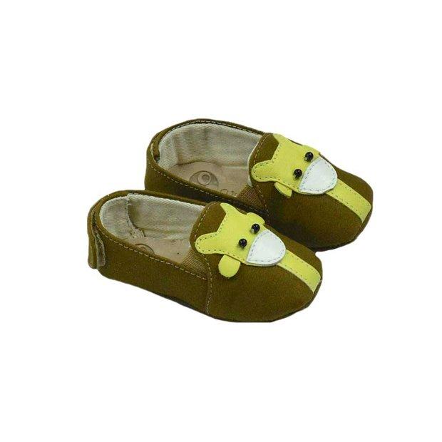 Sapato Baby Girafa