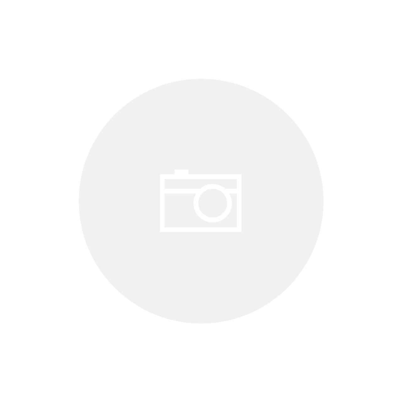 Sandália com crochê