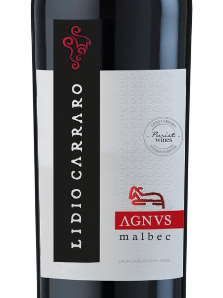 Vinho Lidio Carraro Agnus Malbec 750 mL | Vineria 9