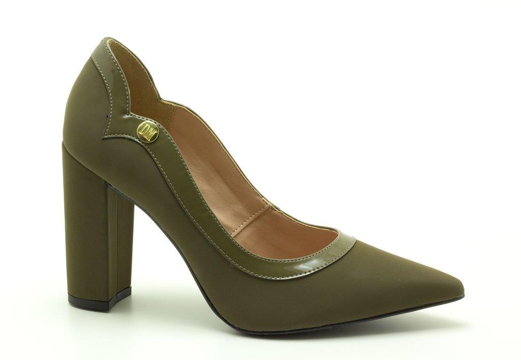 Saltos Altos. Sapatos Femininos Grandes 36 ao 46: Scarpin