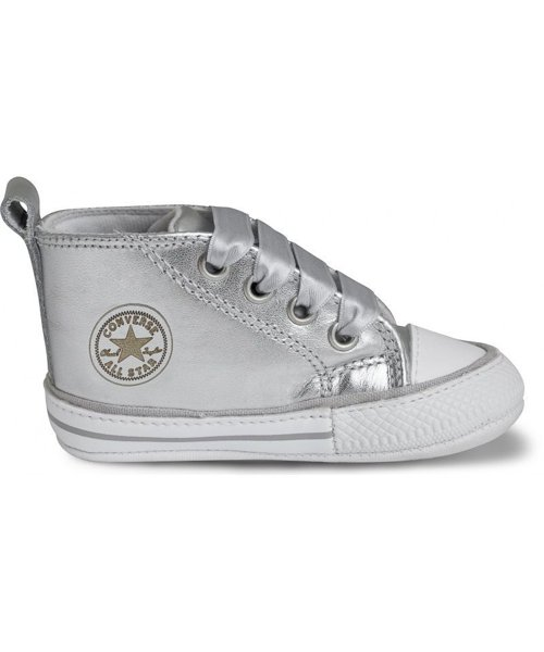 TÊNIS CONVERSE CHUCK TAYLOR ALL STAR MY FIRST LACES HI