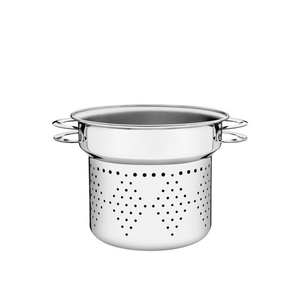 Cozi-Pasta Inox Ø24Cm 8,00 Litros Solar Tramontina