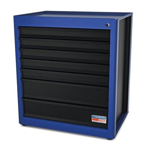 Modulo Com 7 Gavetas Azul