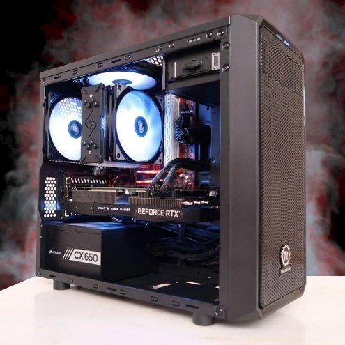 Computador GK Gamer Cerberus Super 2060 by Barr3l