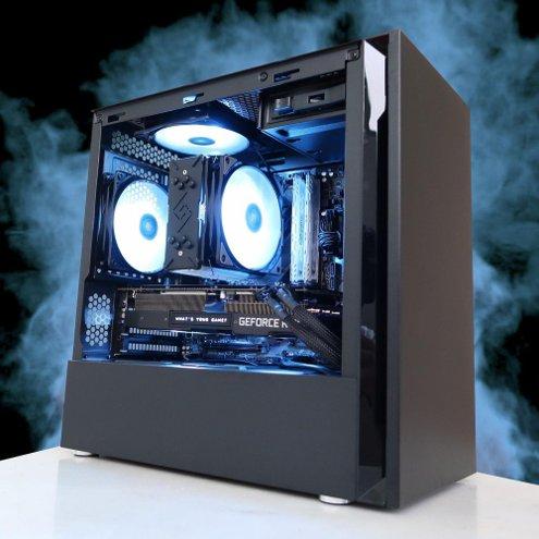 Computador GK Gamer Cerberus Super 2070 by Barr3l