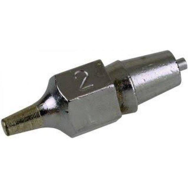 Bocal Dessoldagem DX112 Weller 2,3x1,0mm p/ Ferro DSX/DXV80