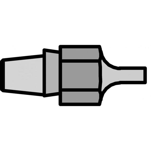 DX120 - Ponta Dessolda 2,5X1,1Mm p/ Ferro Dsx/dxv80 Weller