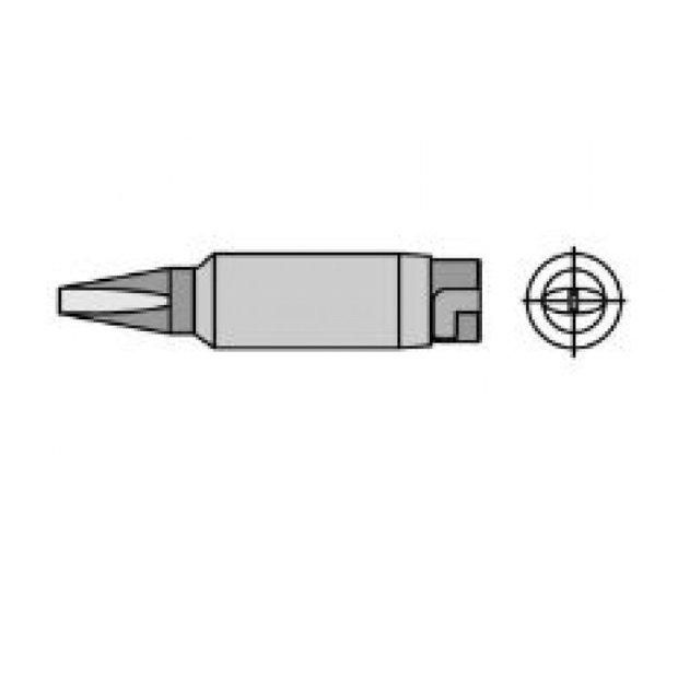 HTD - Ponta Solda Fenda 4,6mm p/ Ferro LR82 Weller