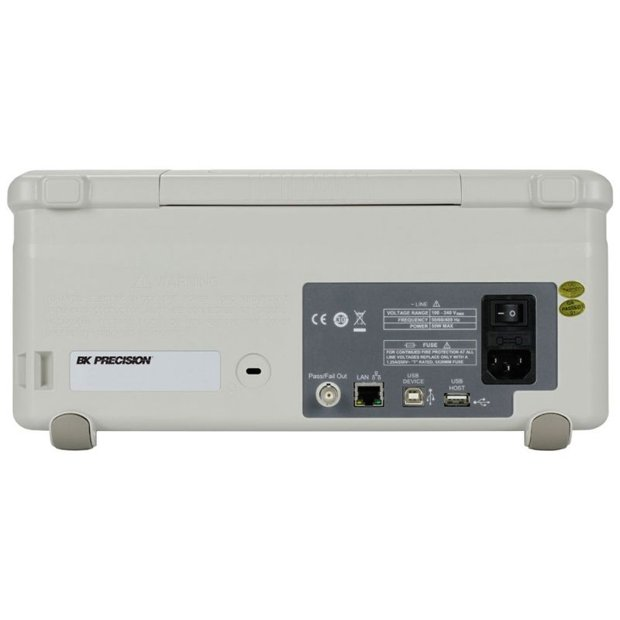 Osciloscópio Digital 300MHz 2 canais 2GSs 2558 BK Precision