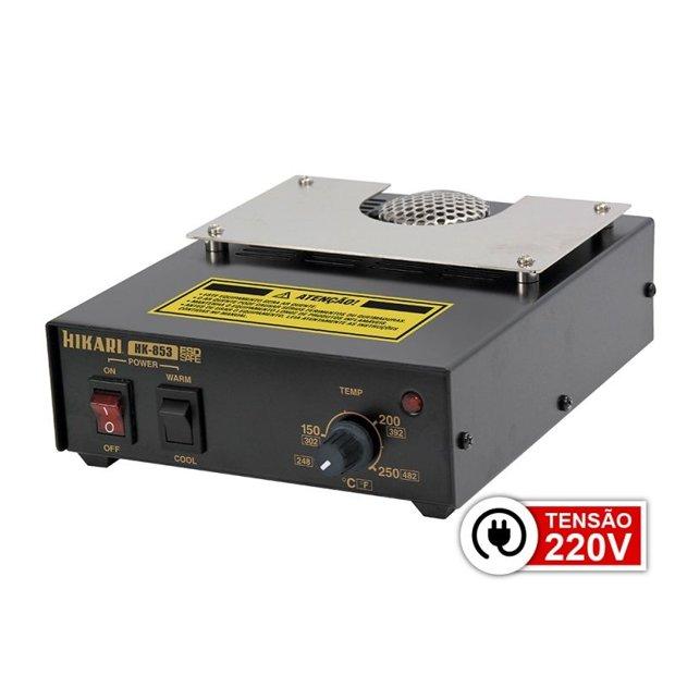 Pré-Aquecedor Placa Eletrônica HK-853 220V Hikari