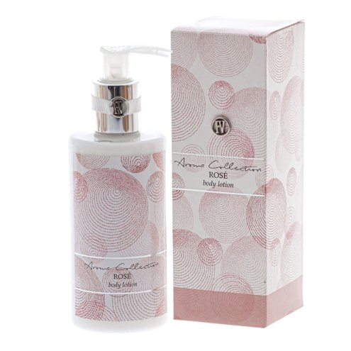 Rose Aroma Collection Body Lotion Hidratante 250ml Flora Vie