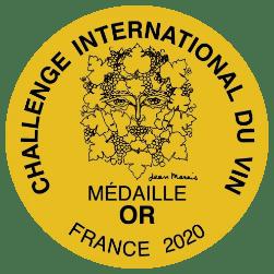 Challenge Internacional du Vin OURO