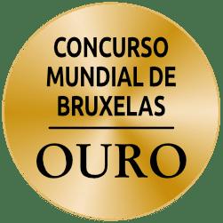 Concurso Mundiasl de Bruxelas OURO