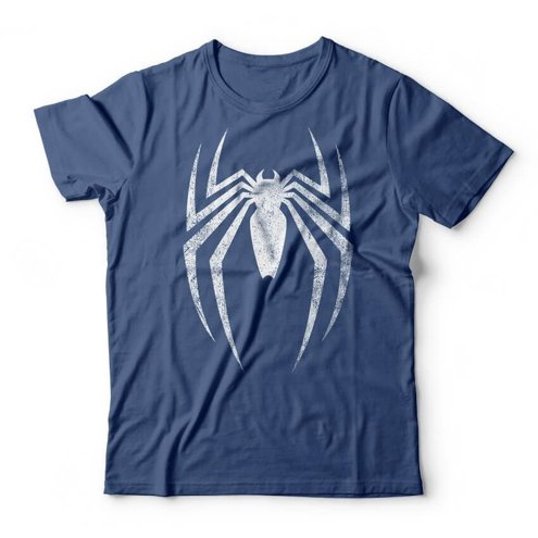 Camiseta Spider Game Logo