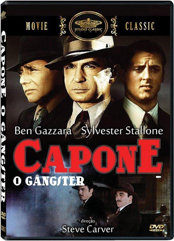 DVD - Capone - O Gângster | Classicline