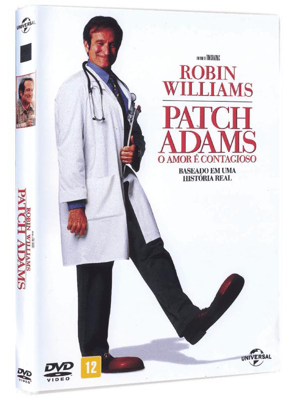 DVD - Patch Adams - O Amor é Contagioso | Classicline