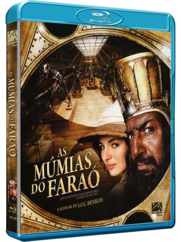 Blu-Ray As Múmias do Faraó | Classicline