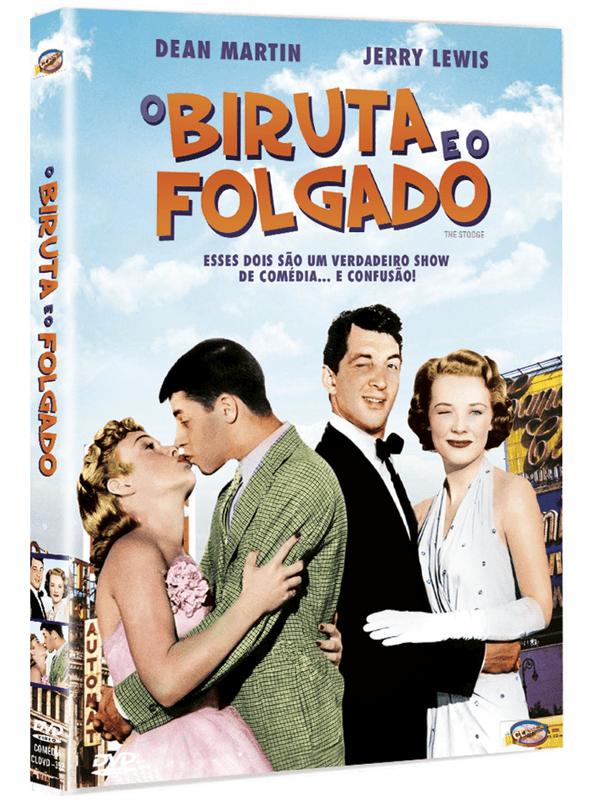 O Biruta e o Folgado - DVD   Classicline