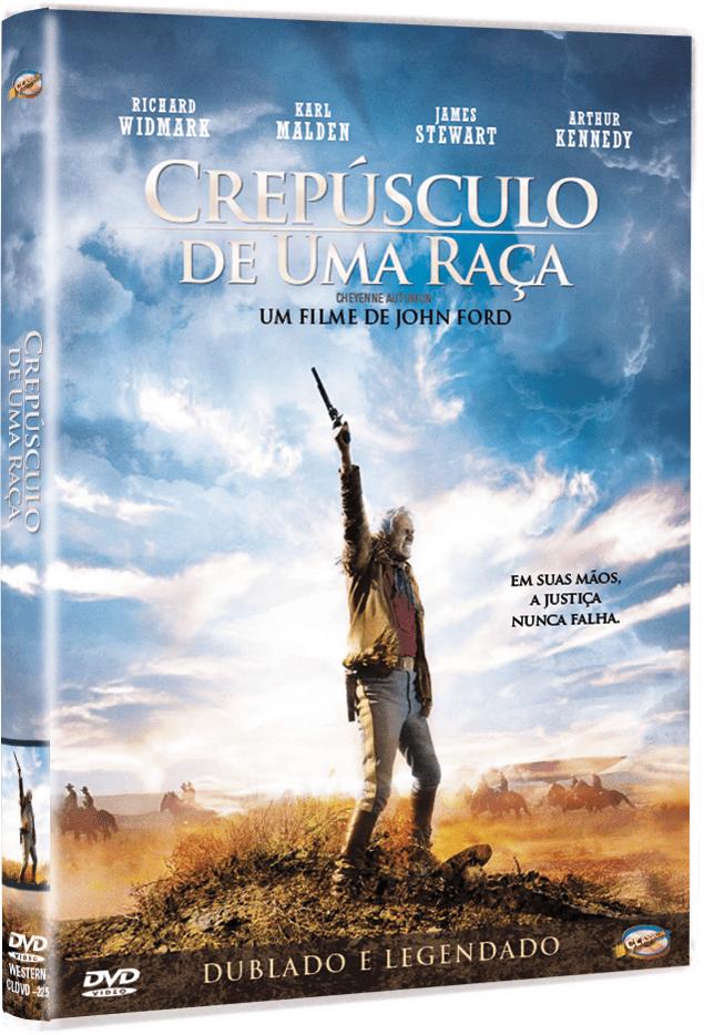 DVD - Crepúsculo de Uma Raça | Classicline