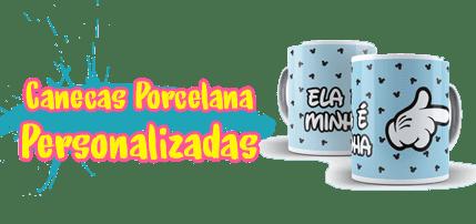 CANECAS DE PORCELANA
