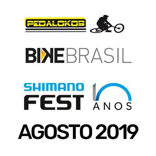 SHIMANO FEST 2019 - 10 ANOS e FESTIVAL BIKE BRASIL 2019!