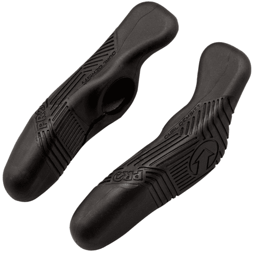 BAR END SHIMANO PRO ERGONOMIC 125MM EMBORRACHADO (PRBE0009)