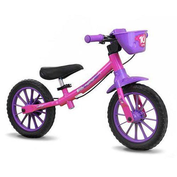 BICICLETA BALANCE BIKE NATHOR