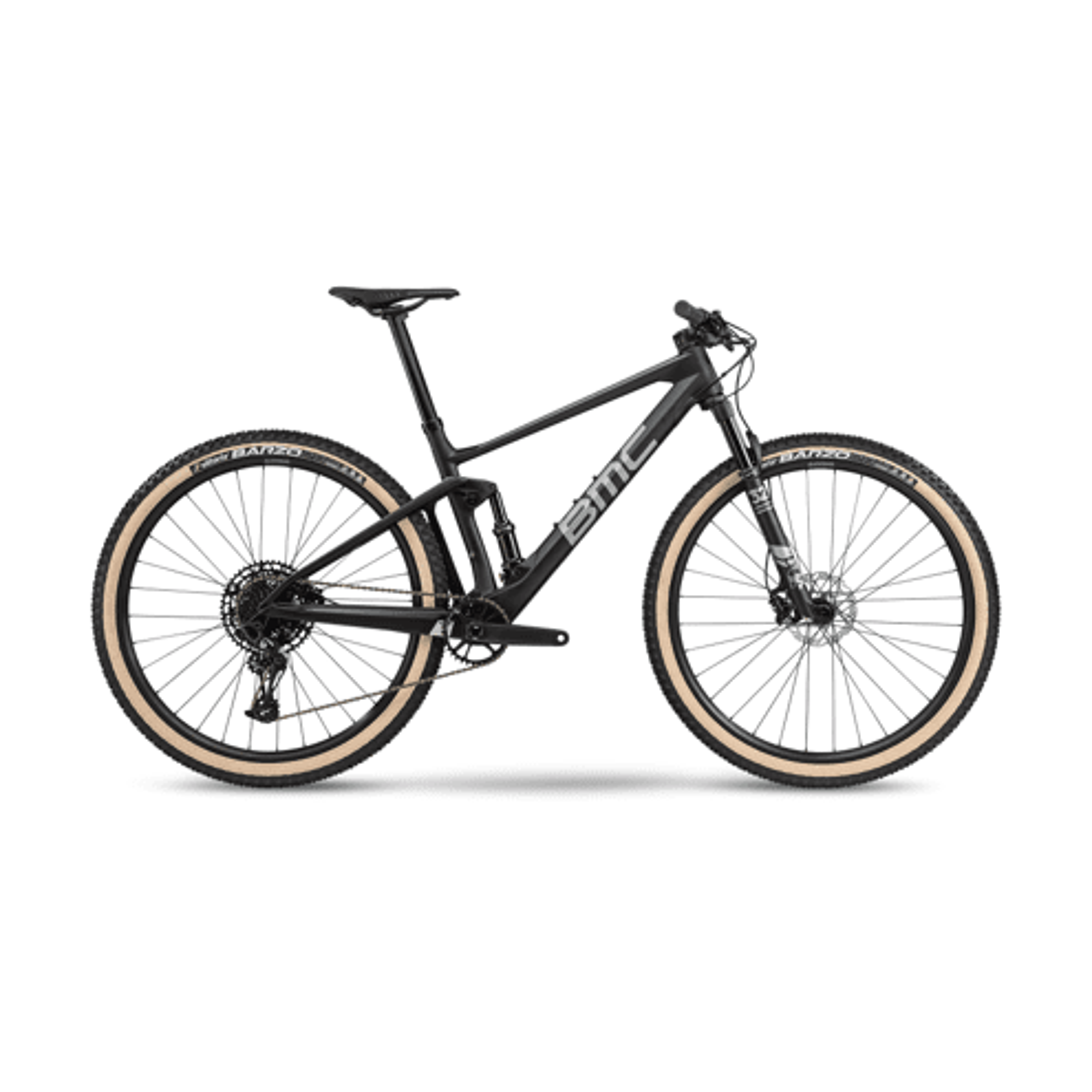 BICICLETA 29 BMC FOURSTROKE 01 THREE 2020 12V NX EAGLE