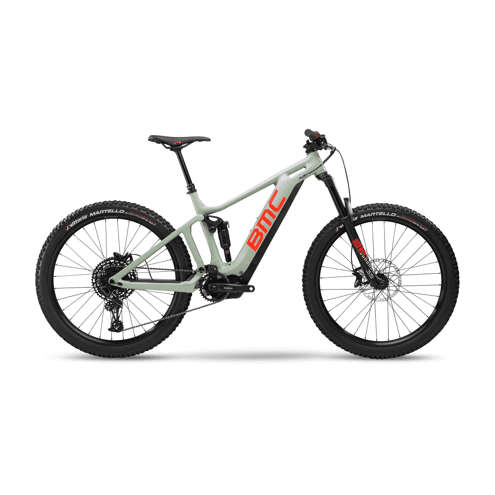 BICICLETA 27,5 BMC TRAILFOX AMP TWO 2020 ELÉTRICA SX EAGLE