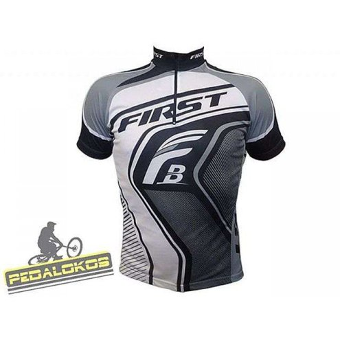 CAMISA CICLISMO FIRST TEAM