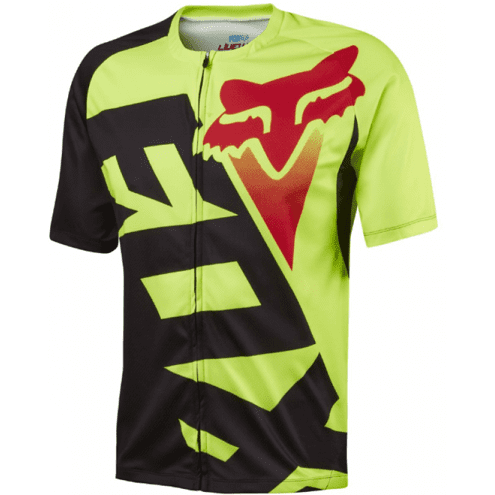 CAMISA CICLISMO FOX LIVEWIRE RACE