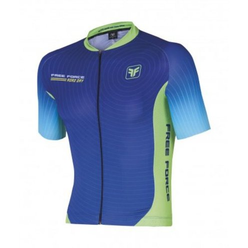 CAMISA CICLISMO FREE FORCE ROAD DAY MASCULINA