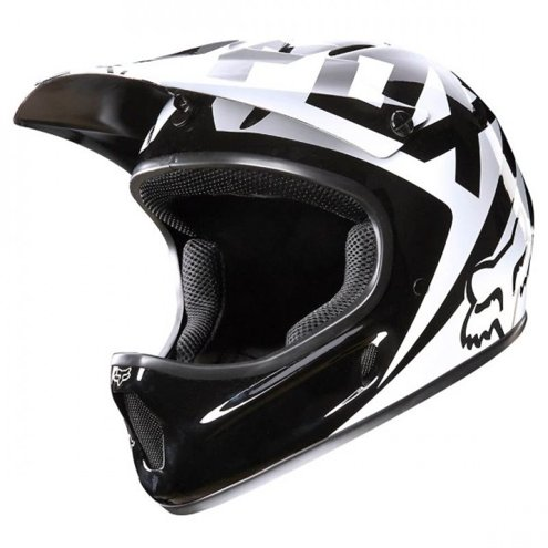 CAPACETE FOX RAMPAGE DH - BMX FULL FACE