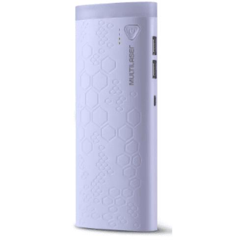 CARREGADOR P/ BATERIA 10.000 MAH 2 PORTAS USB (CB112)