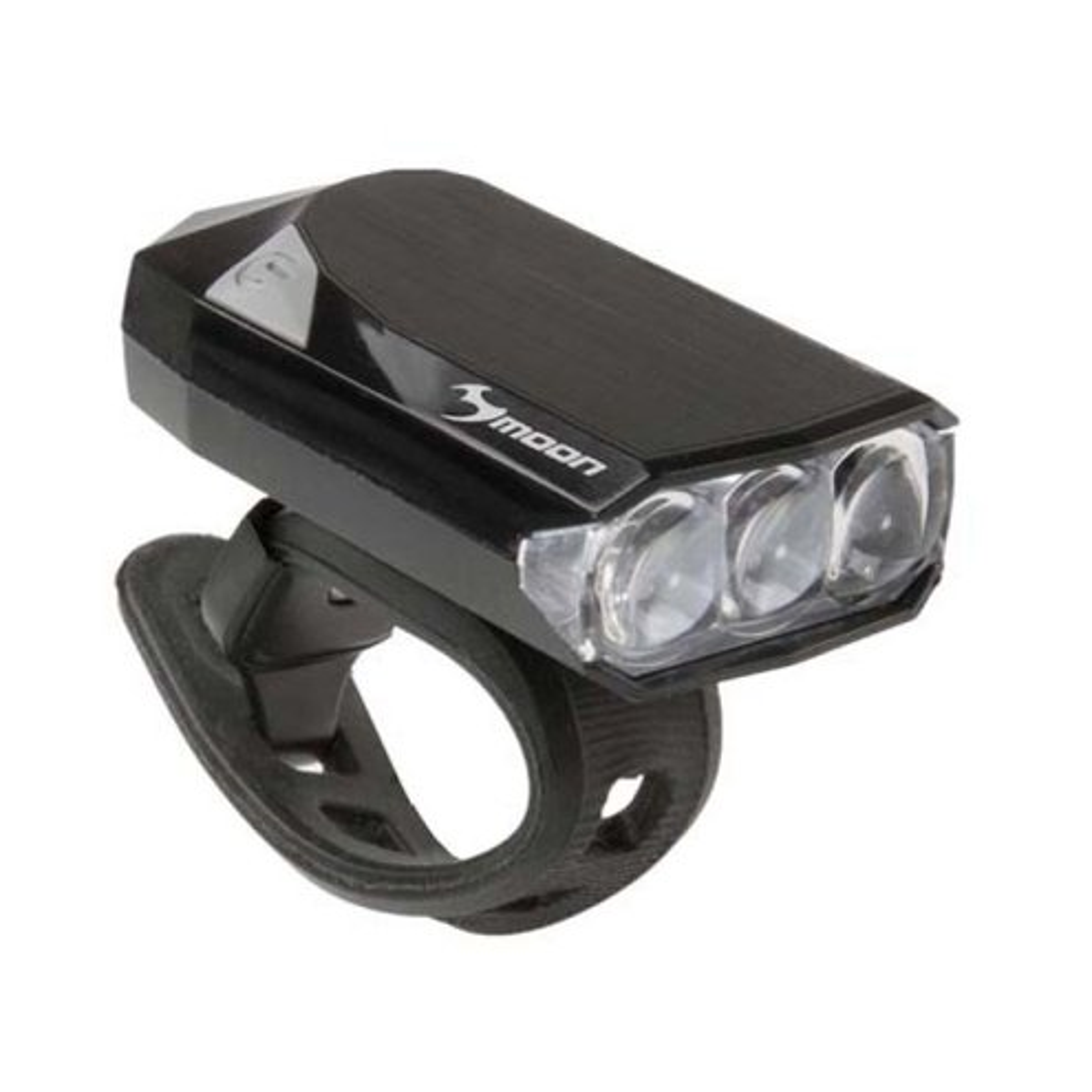 FAROL MOON 3 LEDS 16 LUMENS 3F ALUM RECAR. USB (220730)
