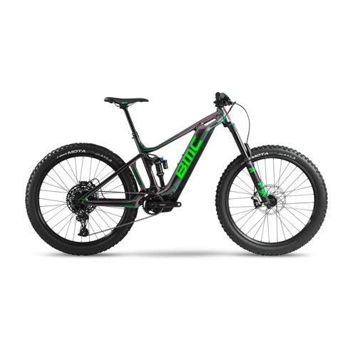 BICICLETA 27,5 BMC TRAILFOX AMP SX TWO 2020 ELÉTRICA SX EAGLE
