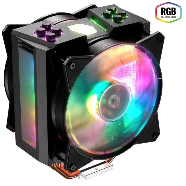 Cooler CPU Cooler Master Masterair MA410M RGB -MAM-T4PN-218PC-R1
