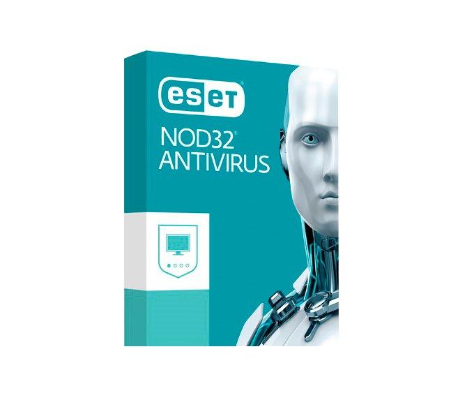 ESET NOD32 ANTIVÍRUS - 1 DISPOSITIVO / 1 ANO