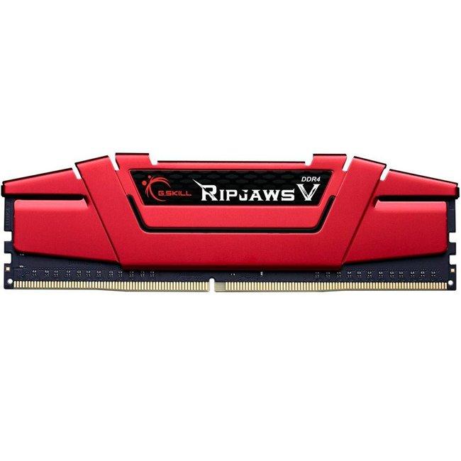 Memória G.SKill Ripjaws V, 8GB, 2800MHz, DDR4, CL17 - F4-2800C17S-8GVR
