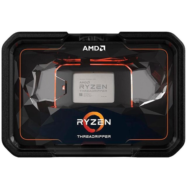Processador AMD Ryzen Threadripper 2990WX, Cache 80MB, 3GHz (4.2GHz Max Turbo), TR4, Sem Vídeo - YD299XAZAFWOF