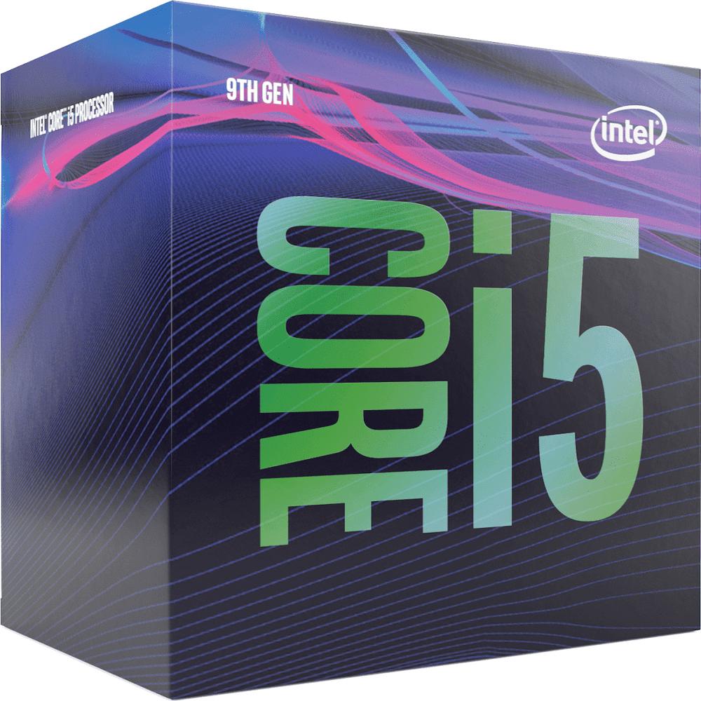 Processador Intel Core i5-9400 Coffee Lake LGA 1151 2.9Ghz 9MB Cache 2.9Ghz - BX80684I59400