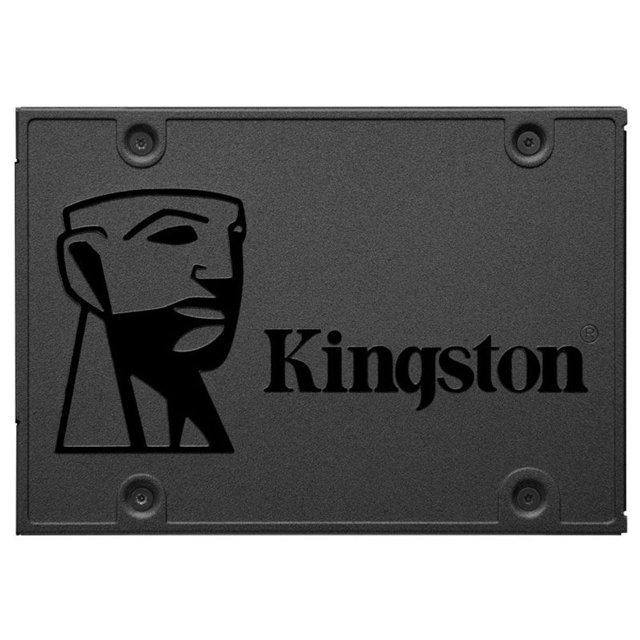 "SSD 120GB A400 Kingston 2.5"" Sata III Blister - SA400S37/120G"