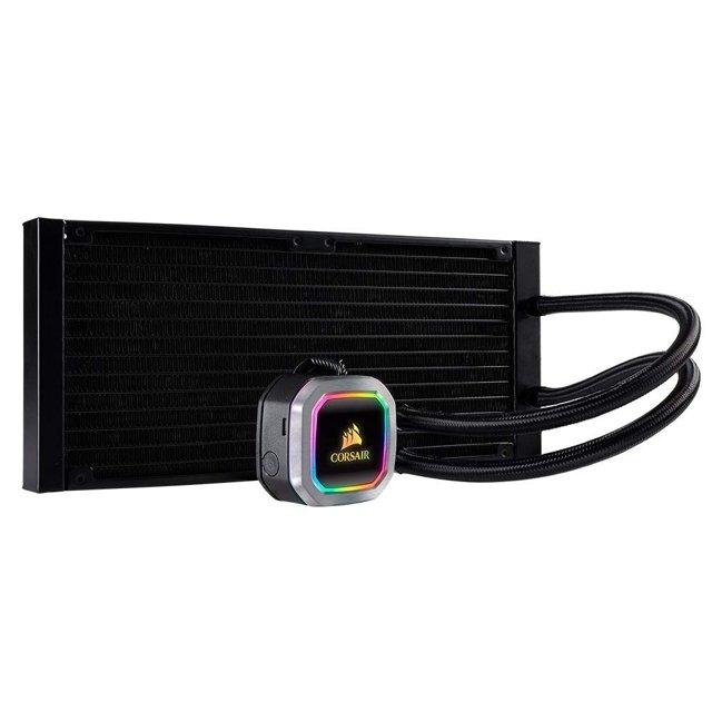 WaterCooler Corsair Hydro Series H115I RGB PLATINUM 280mm - CW-9060038-WW