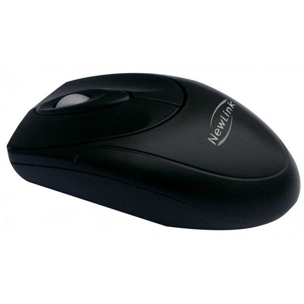 Mouse Newlink Usb Easy Preto Mo303