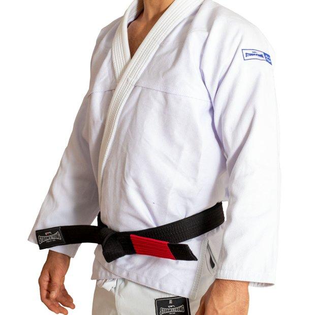 Kimono Stormstrong Jiu-Jitsu Levíssimo II Branco