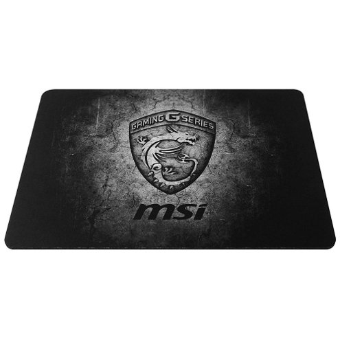 Mousepad Gamer MSI 320x220mm Médio Shield