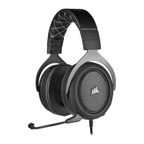 Headset Gamer Corsair HS60 Pro Surround 7.1 Carbon - CA-9011213-NA