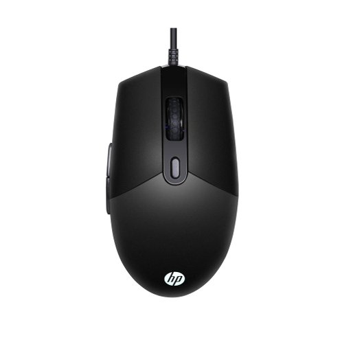 Mouse Gamer HP M260, LED, 6 Botões, 6400DPI - 7ZZ81AA#ABM